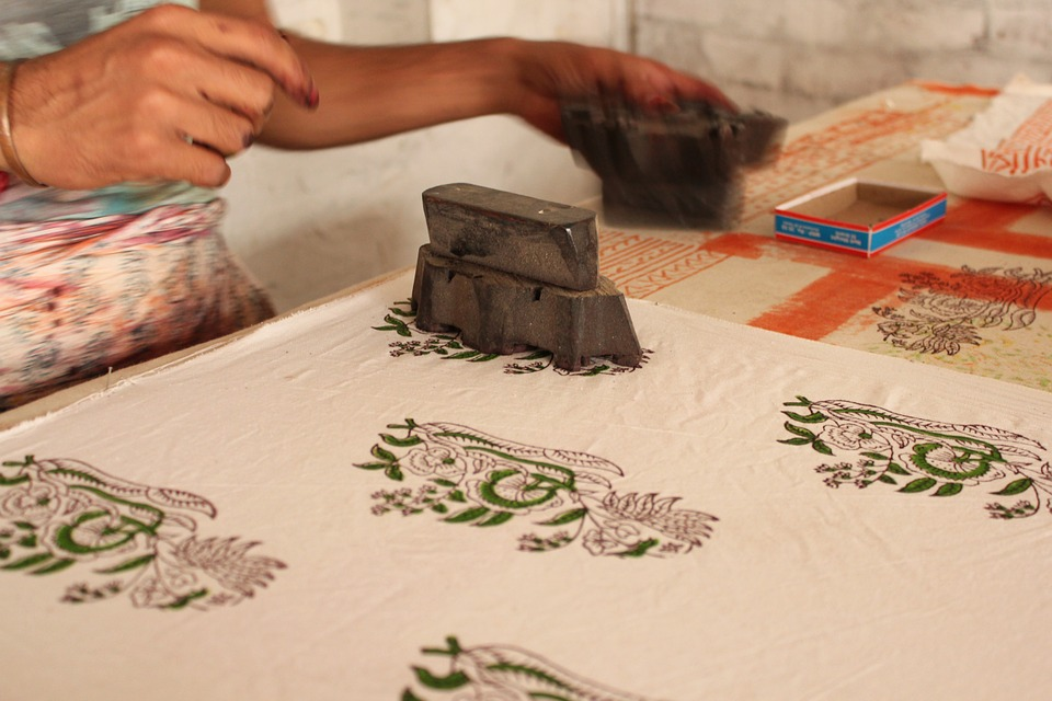 Exploring the People and Processes Behind India's Block Printing Tradition