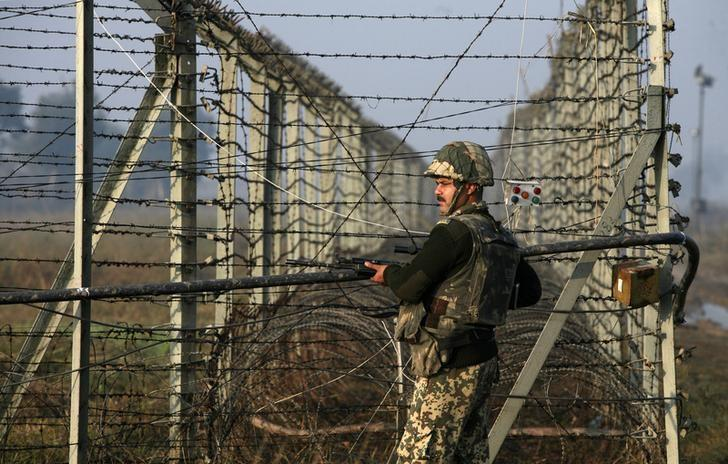 BSF Camp in Srinagar Attacked; Two Militants and One Jawan Dead