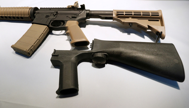Lawsuit Filed Against Bump Stock Makers by Las Vegas Shooting Victims