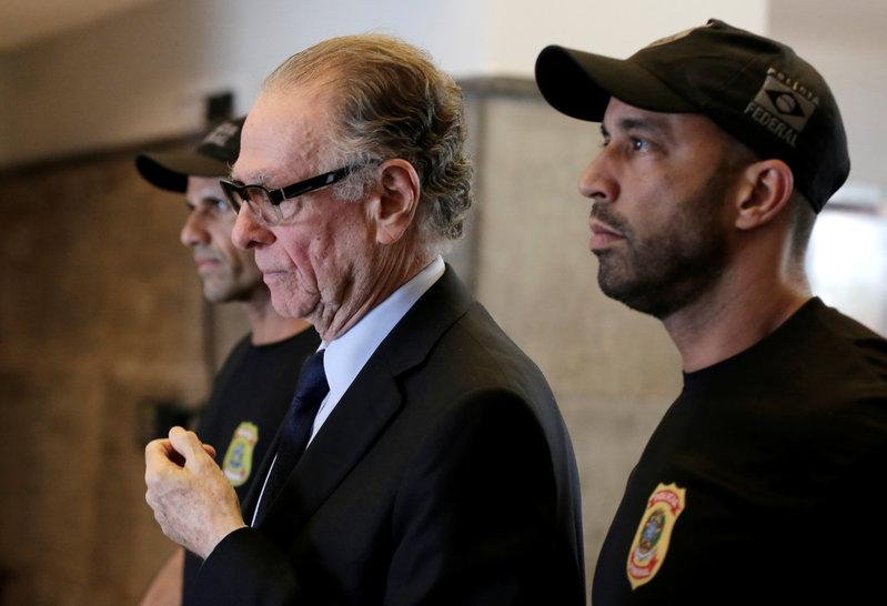 Rio Olympic Committee Chairman Arrested on Corruption Charges
