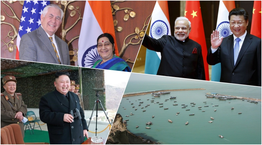 Will Reduce Trade, but No Cutting of Diplomatic Ties With North Korea: India to US