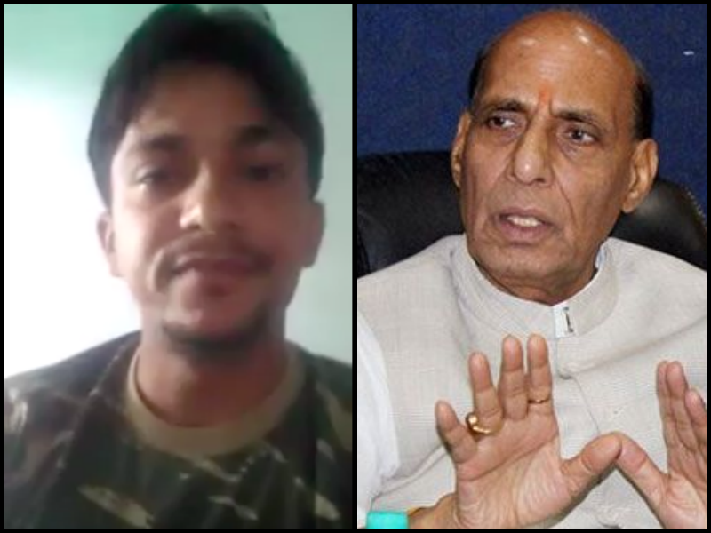 CRPF Jawan Arrested Over Social Media Post Slamming Rajnath Singh, Modi