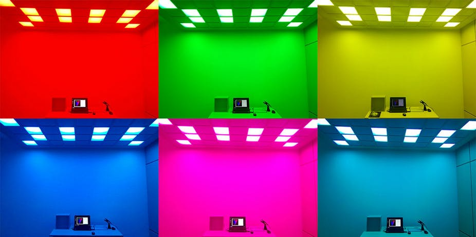 Does Colour Really Affect Our Mind and Body?