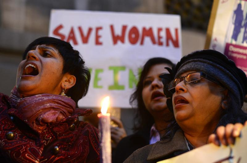 Delhi Tops Global Survey of Worst Megacities for Sexual Violence Against Women