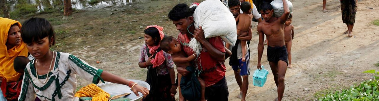 Land Grab for Projects Fuels Atrocities Against Rohingya