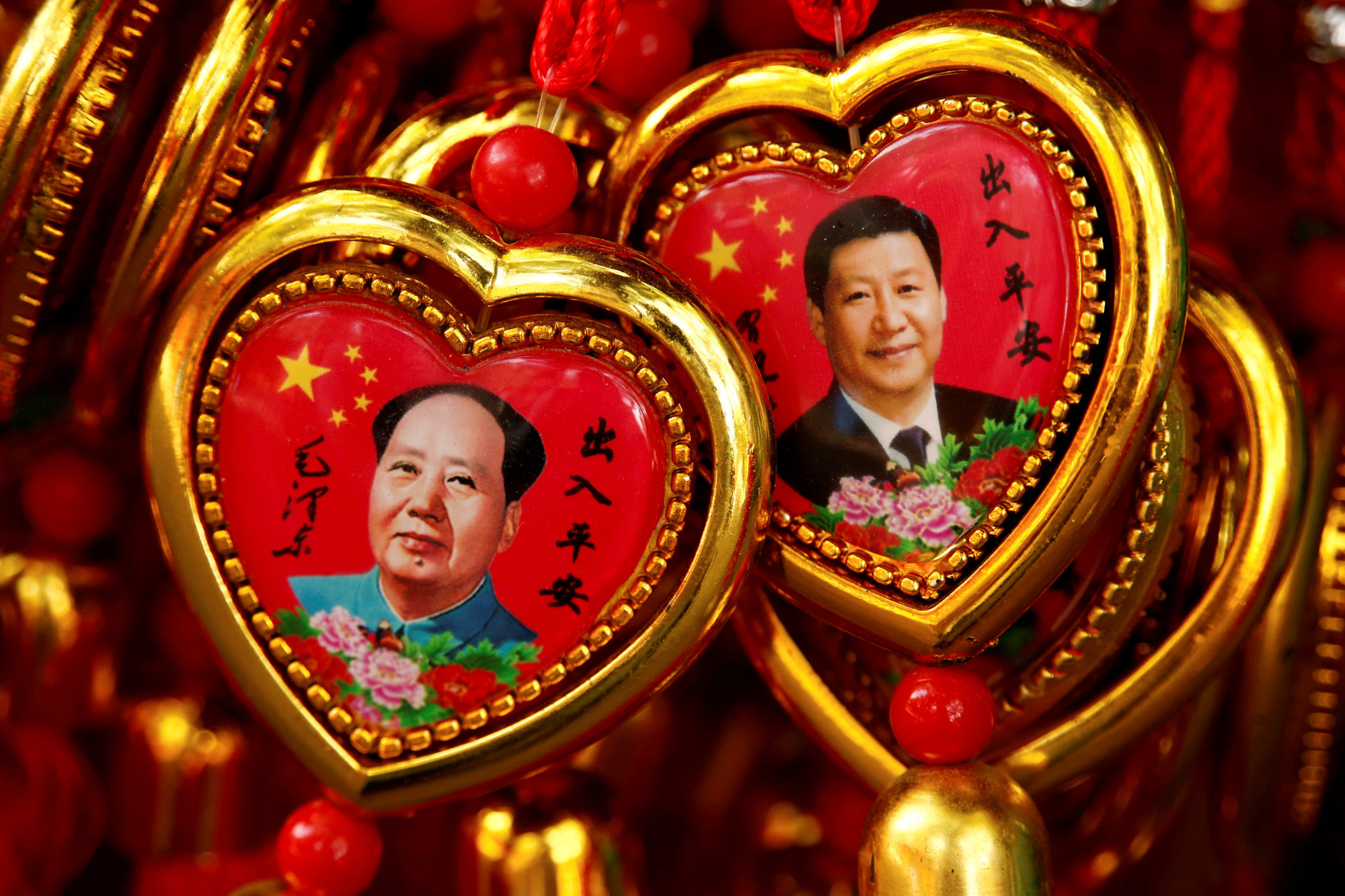 With 'Xi Jinping Thought', China's Leader Demonstrates Unprecedented Authority