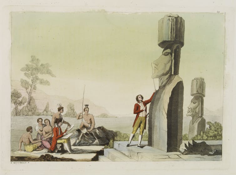 Easter Island – A Sustainable Society That Has Been Falsely Blamed for Its Own Demise