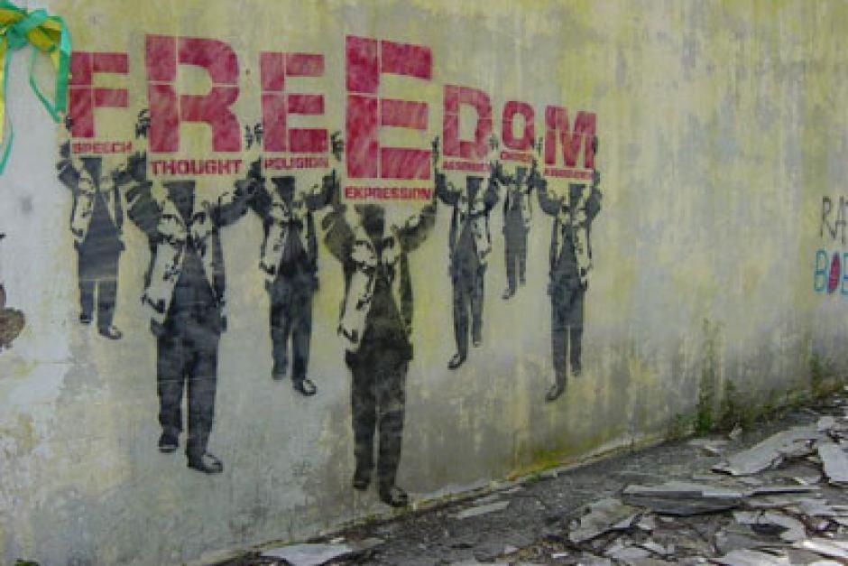 Why Did Freedom Fail?