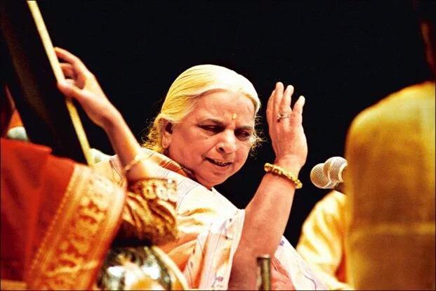 Listen: Mourning 'Queen of Thumri' Girija Devi's Demise