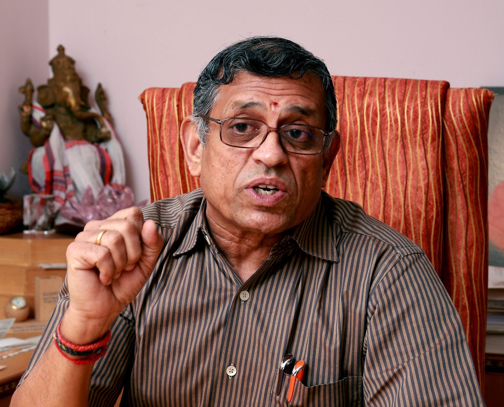 The Importance and Unimportance of S. Gurumurthy