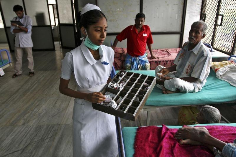The USTR has asked the government of India not to impose price controls on other medical devices. Credit: Reuters/Babu/Files