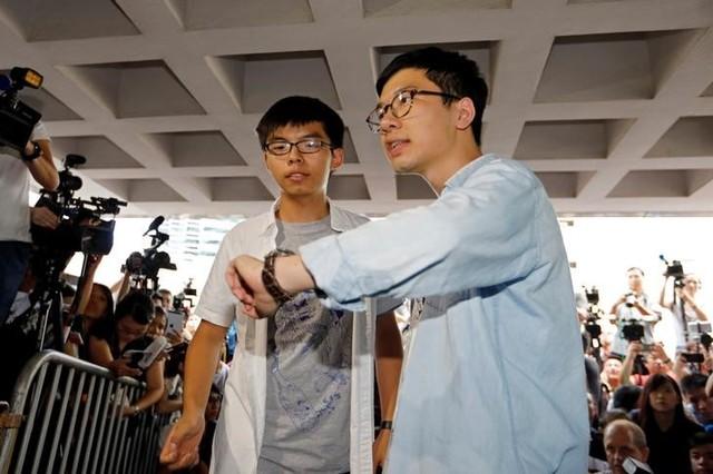 Hong Kong Democracy Activists Granted Bail