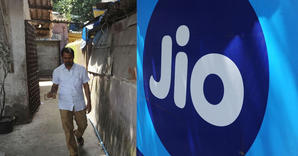 Reliance Jio's Free Data Comes Full Circle for India's Taxpayers and Consumers