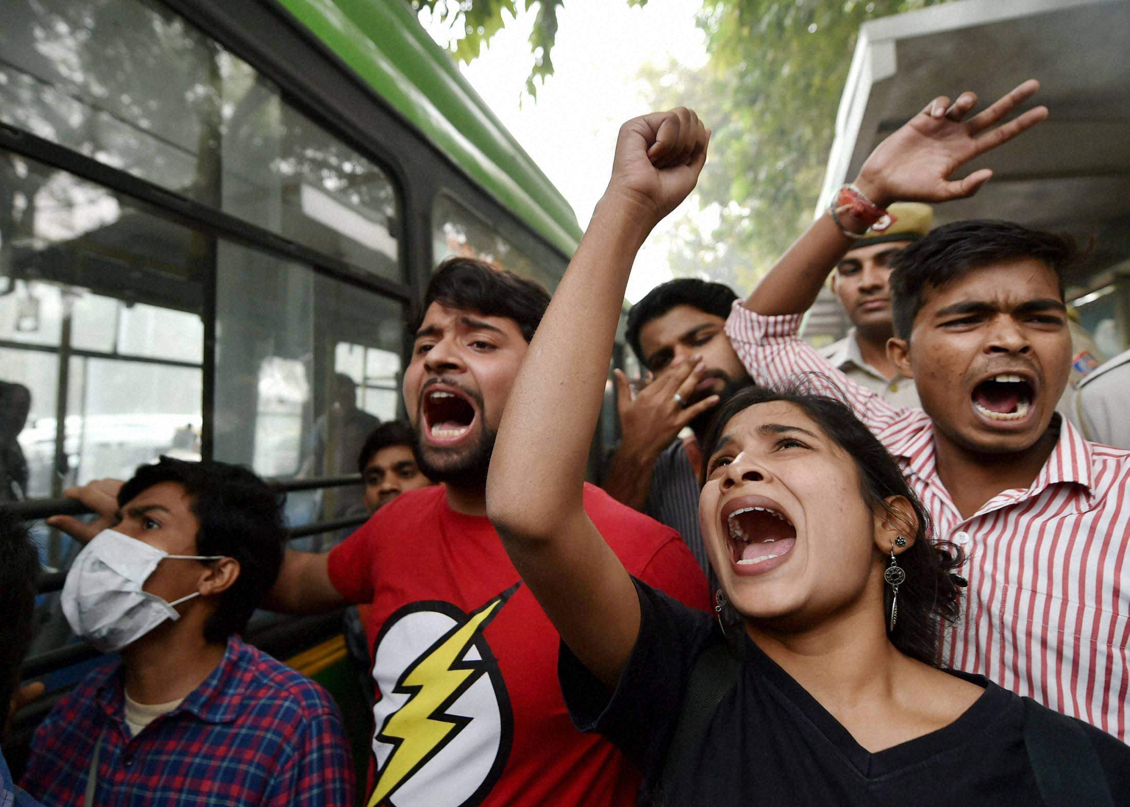 What Makes the Public University Anti-National?
