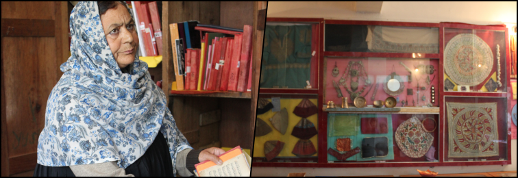 Remembering Atiqa Bano, Who Dedicated Her Life to Preserving Kashmir's Cultural Heritage