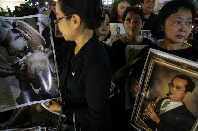 Thailand Prepares to Bid Farewell to King Bhumibol Adulyadej