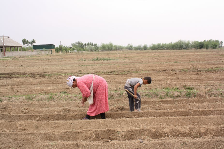Migrant Women Workers and a 'Lost Generation' of Children in Kyrgyzstan