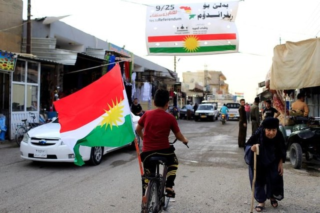 Kurdistan Region to Engage in Talks With Baghdad, Offers to Freeze Independence Vote