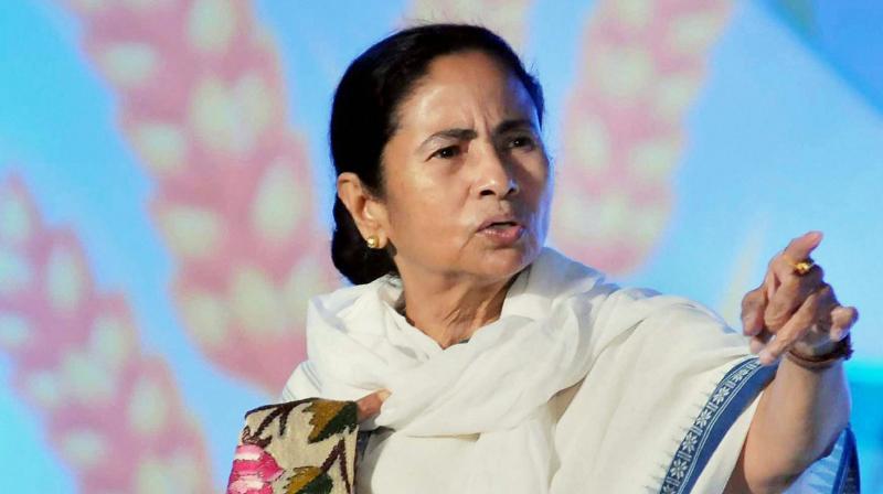 West Bengal chief minister Mamata Banerjee. Credit: PTI