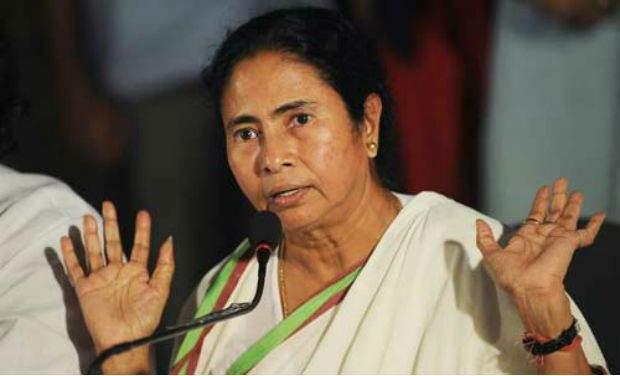 West Bengal CM Mamata Banerjee. Credit PTI