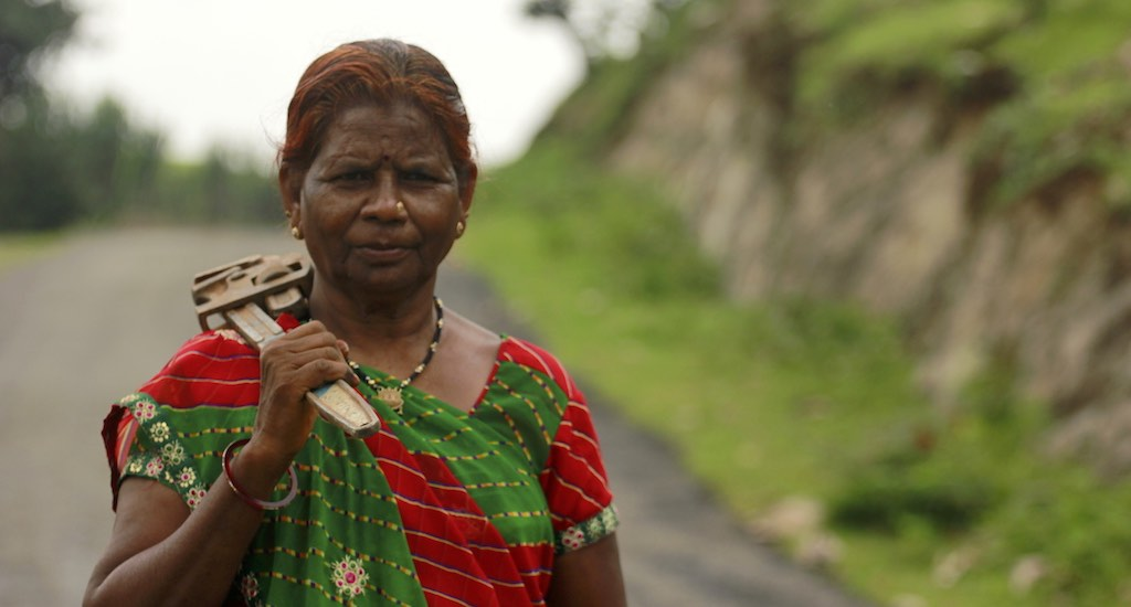 Today's Meerabai Quenches Thirst in Rajasthan Villages