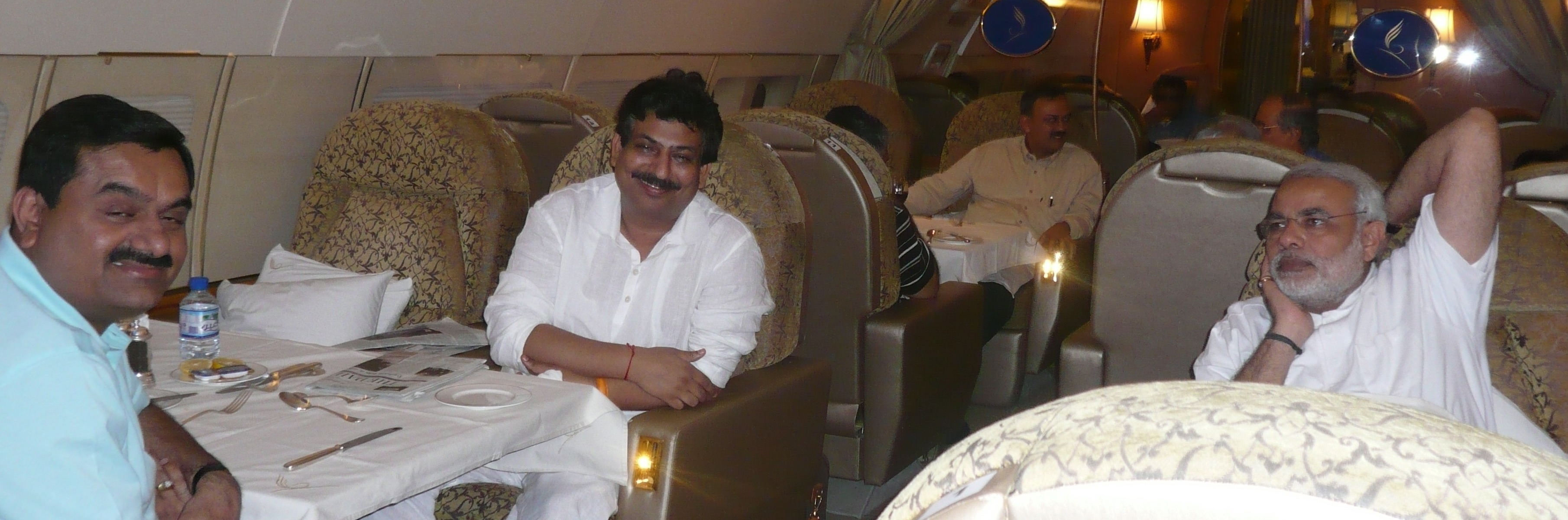 Who Paid for Modi's Chartered Flights as CM, Asks Congress (But Won't Say Who Foots Its Own Bills)