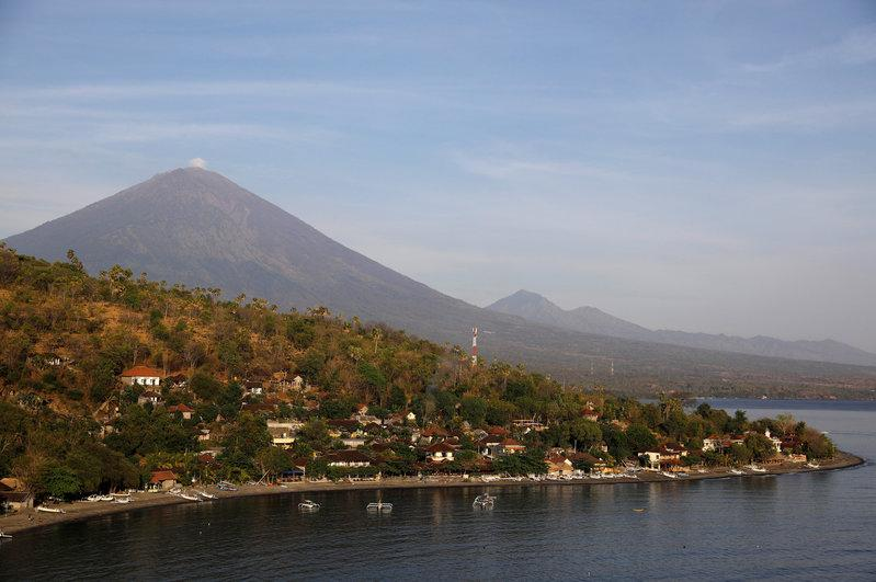 Mount Agung's Eruption Could Create the World's Most Fertile Soil