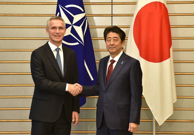 NATO Chief Urges Full Implementation of North Korean Sanctions