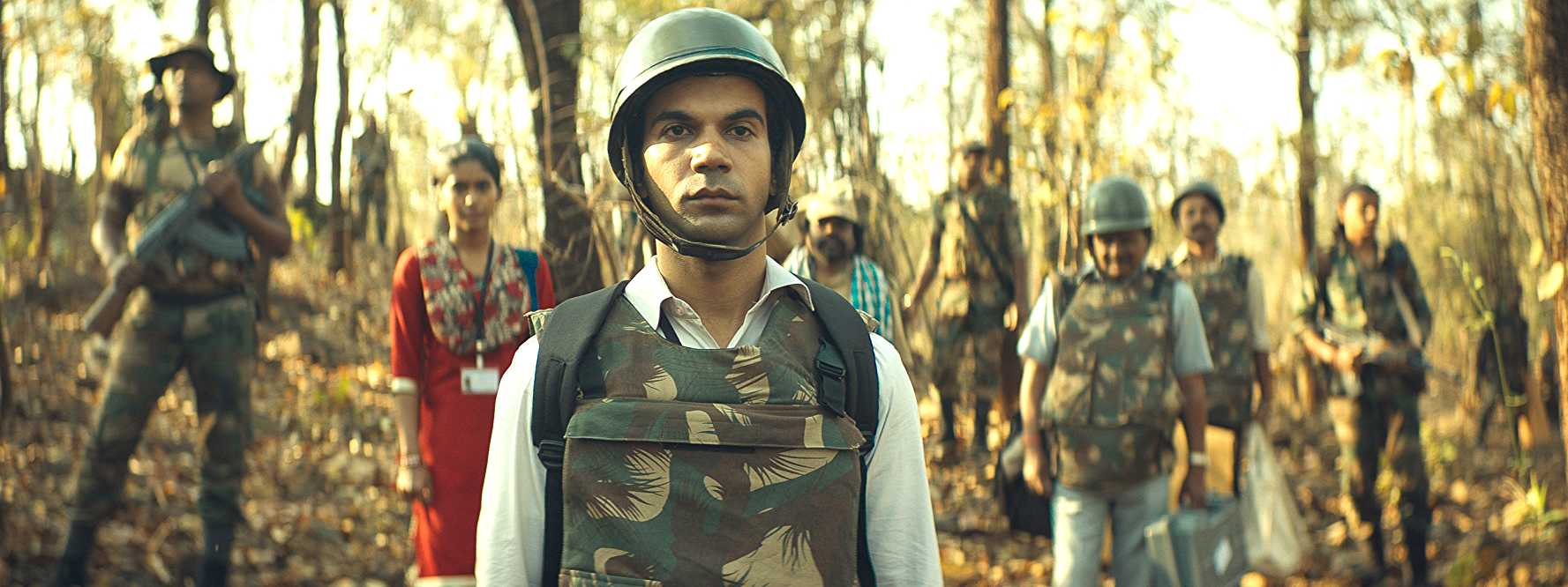 A still from Newton.