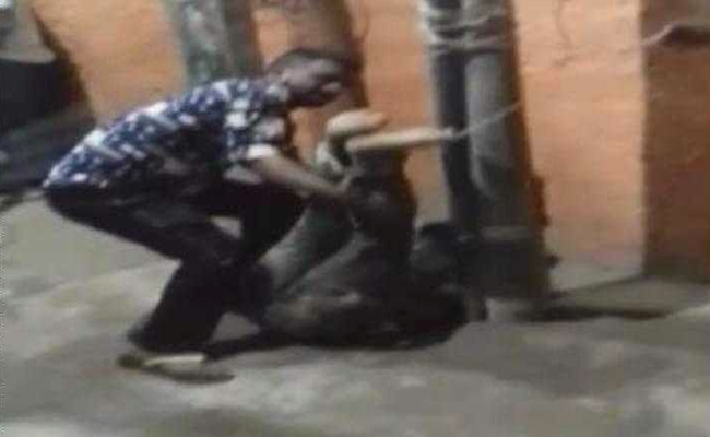 Accused of Theft, Nigerian Thrashed by Mob in Delhi