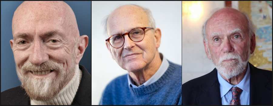 Nobel Prize for Physics Goes to Trio That Pioneered Gravitational Wave Astronomy