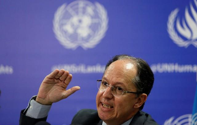 Sri Lanka's Delay in Post-War Reconciliation Involves Risks, Says UN