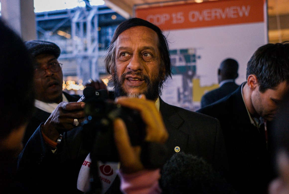 Delhi Court Frames Molestation Charges Against Former TERI Chief R.K. Pachauri