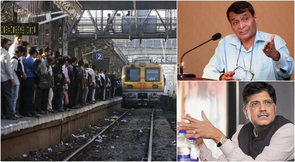 Piyush Goyal and Suresh Prabhu had the same goals. With Goyal's recent changes, has he tamed the bureaucracy or merely given into it? Credit: Reuters