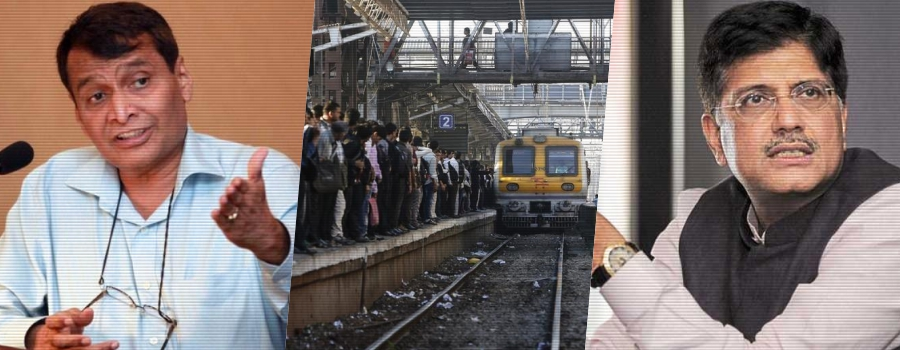 The More Piyush Goyal Shakes up the Railway Ministry, the More Things Stay the Same