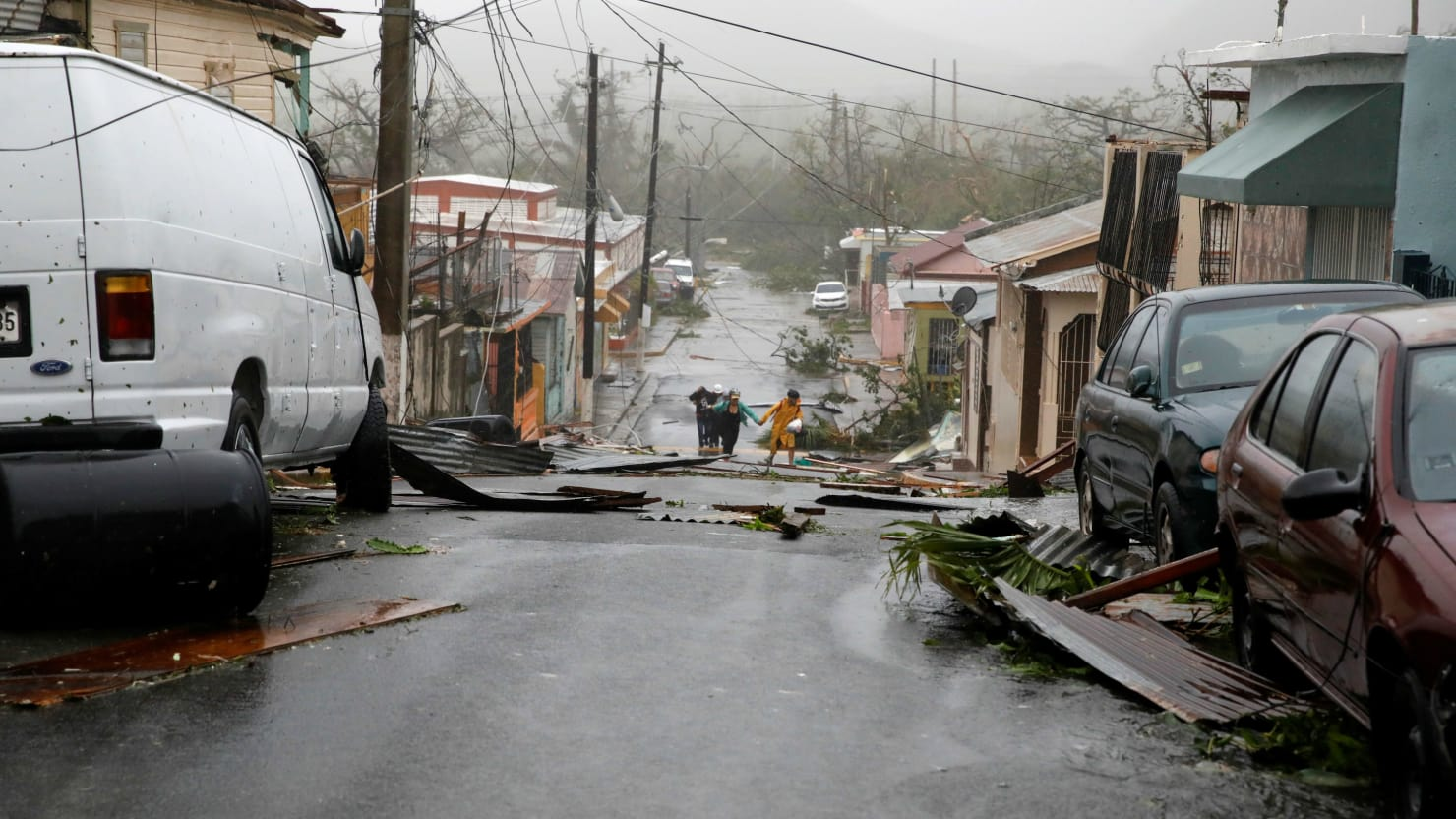 The Mental Health Toll of Puerto Rico's Prolonged Power Outages