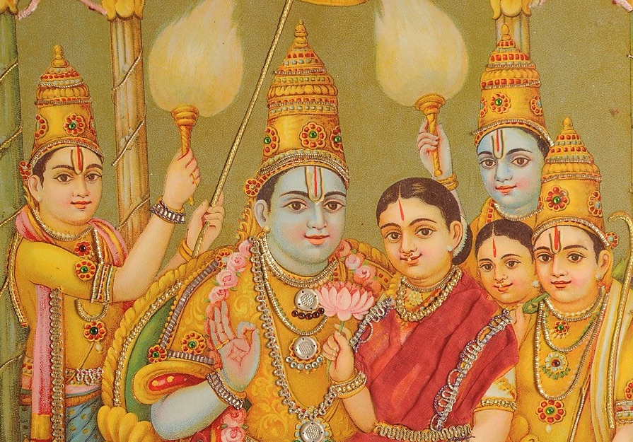 From Iqbal to Gandhi, Rediscovering What Rama Means for Indians