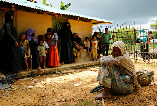 Women and Girls Are The Hardest Hit Rohingya Refugees