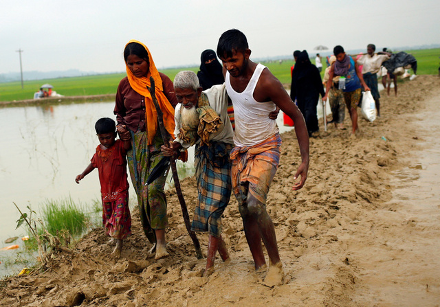 Brutal Myanmar Army Operation Aimed at Preventing Rohingya Return, Says UN