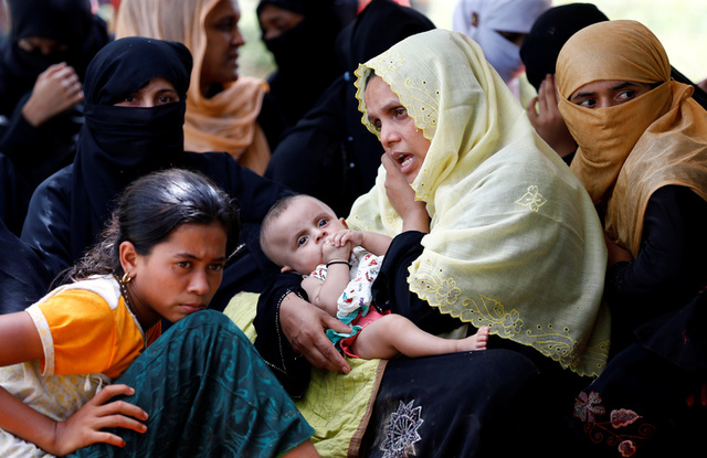 West Edges Towards Punishing Myanmar Army Leaders Over Rohingya Crisis