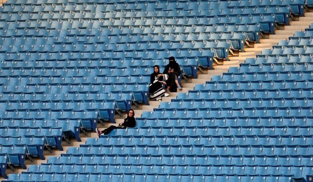 Saudi Arabia to Let Women Enter Sports Stadiums for the First Time in 2018
