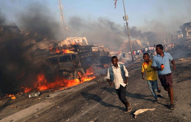 Death Toll Rises to 358 in Somalia Bombings