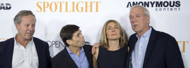 The Story Behind 'Spotlight' Has a Lot to Say About Journalism Today