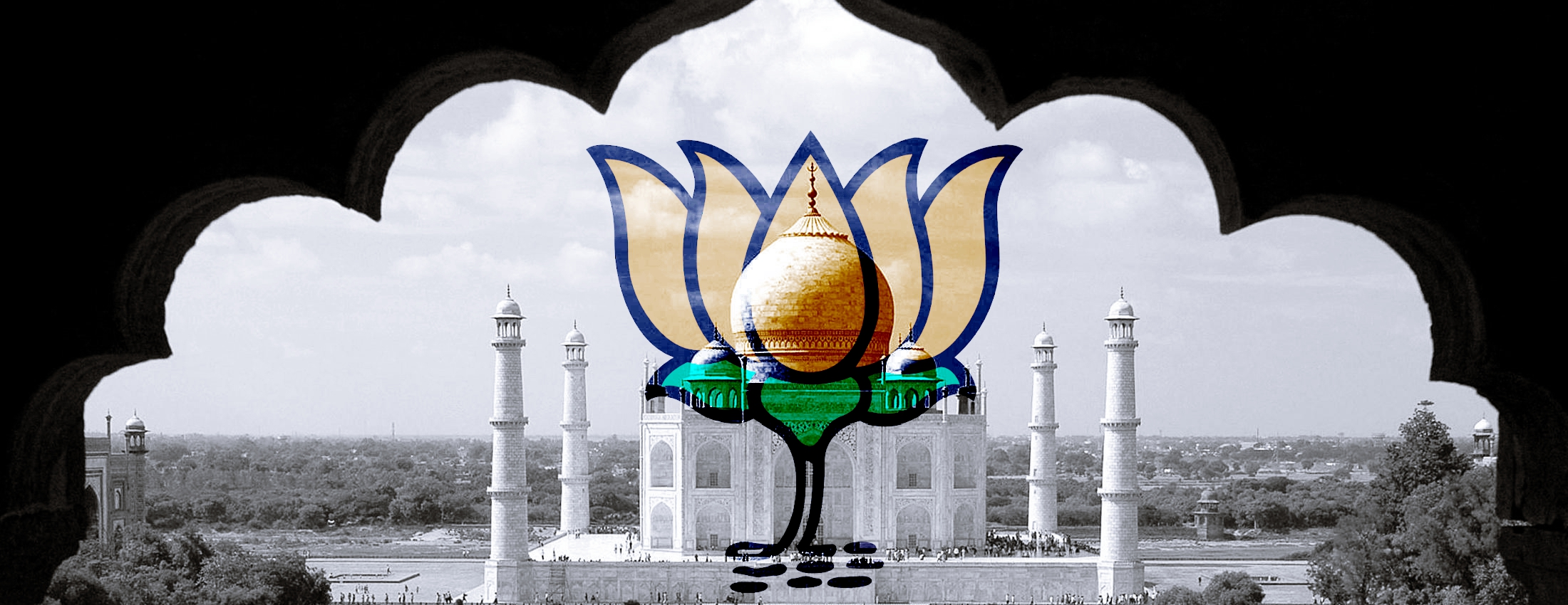 The BJP's Attack on the 'Muslim' Taj Mahal Is Part of a Wider Project