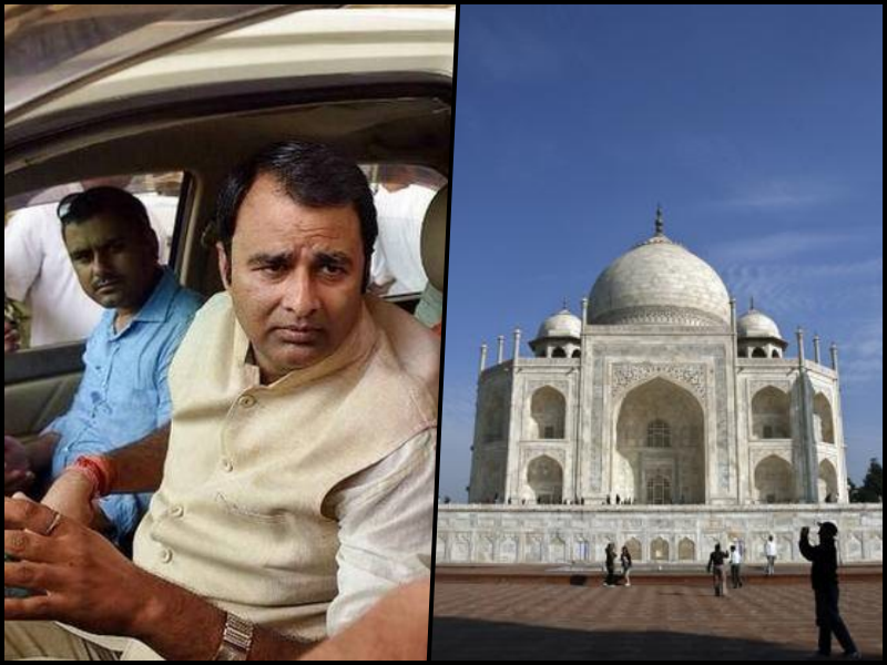 Taj Mahal Built by 'Traitors' Who 'Wanted to Wipe out Hindus,' Says BJP MLA Sangeet Som