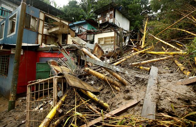 Tropical Storm Nate Kills 22 in Central America