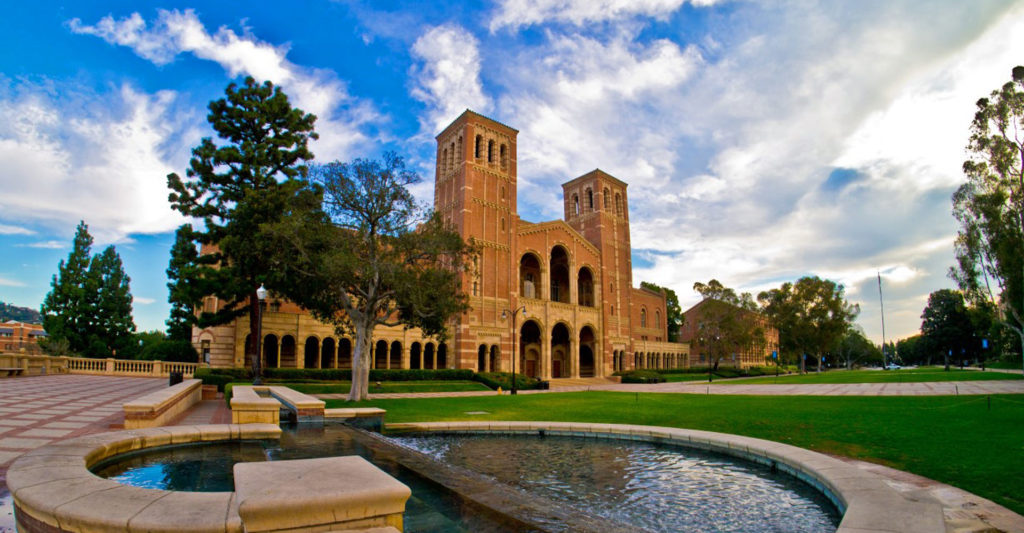 The UCLA medical school. Courtesy: Medical school insider