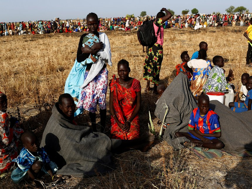 Deliberate Famine Should Be a War Crime: UN Expert