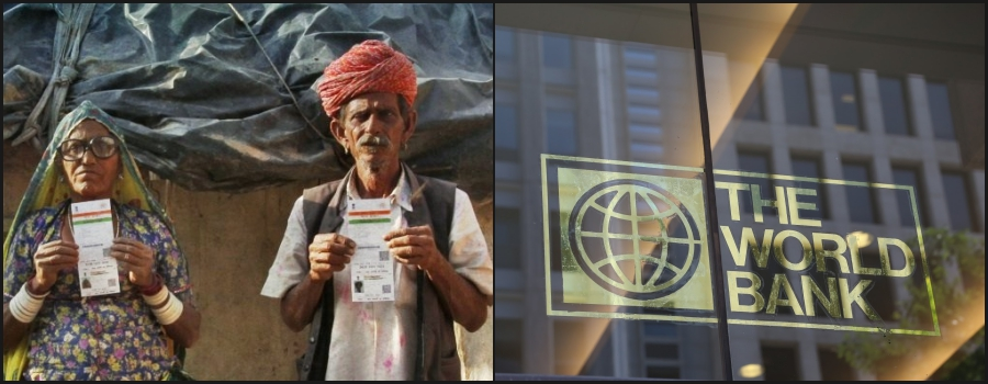 The Curious Case of the World Bank and Aadhaar Savings