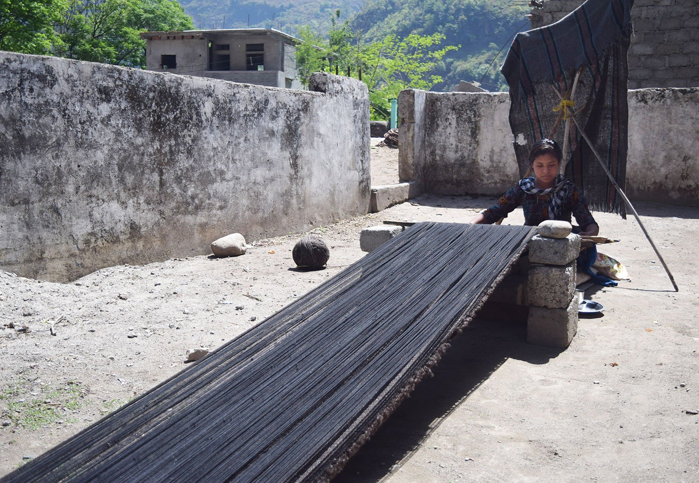 From Weaving Carpets to Crushing Stones